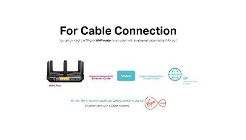 TP-Link TL-WR841N N300 WLAN Router (für Anschluss an Kabel-/DSL-/GlasfaserModem, 300 Mbit/s(2,4GHz), 2 nicht abnehmbare antennen, IPv6, WPS, Print/Media/FTP Server) - 6