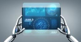 Die Zukunft - Roboter mit Computer