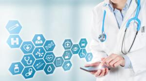 Computertechnologie in der Medizinbranche