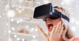 Virtual Reality Brille - die Zukunft der jungen Generation